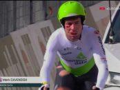 Cavendish se cae en la Tirreno - Adriático