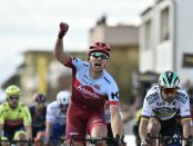 Marcel Kittel gana la 2ª etapa de la Tirreno - Adriático
