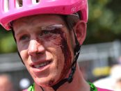 Craddock en el Tour de Francia