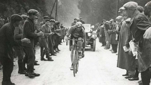 Ottavio Bottechia en el Tour de Francia de 1924