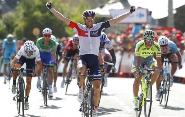 La Vuelta 030620
