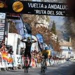 La Vuelta a Andalucía ya tiene su recorrido oficial 2021