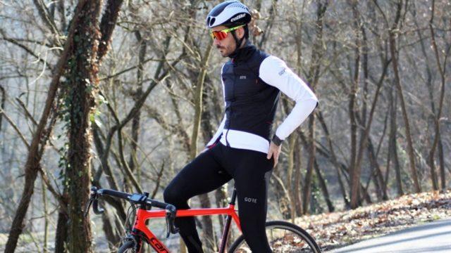 chaleco de ciclismo