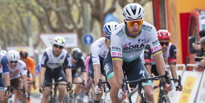 Peter Sagan gana la sexta etapa de la Volta a Catalunya