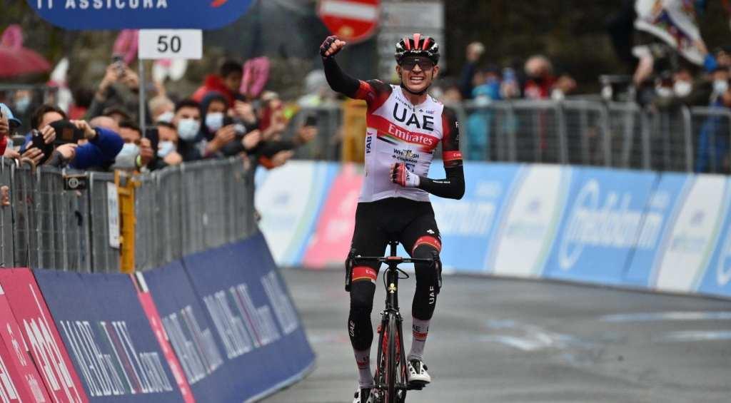 Joe Dombrowski gana la cuarta etapa del Giro de Italia