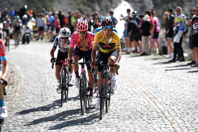 Richard Carapaz gana el Tour de Suiza