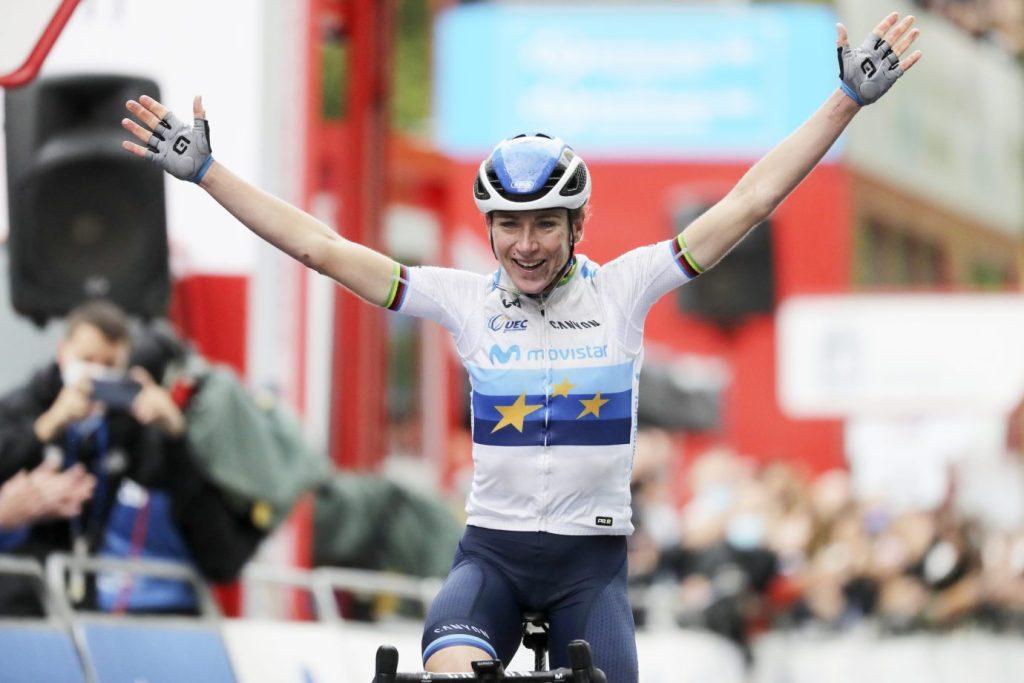 Van Vleuten gana la Clásica San Sebastián