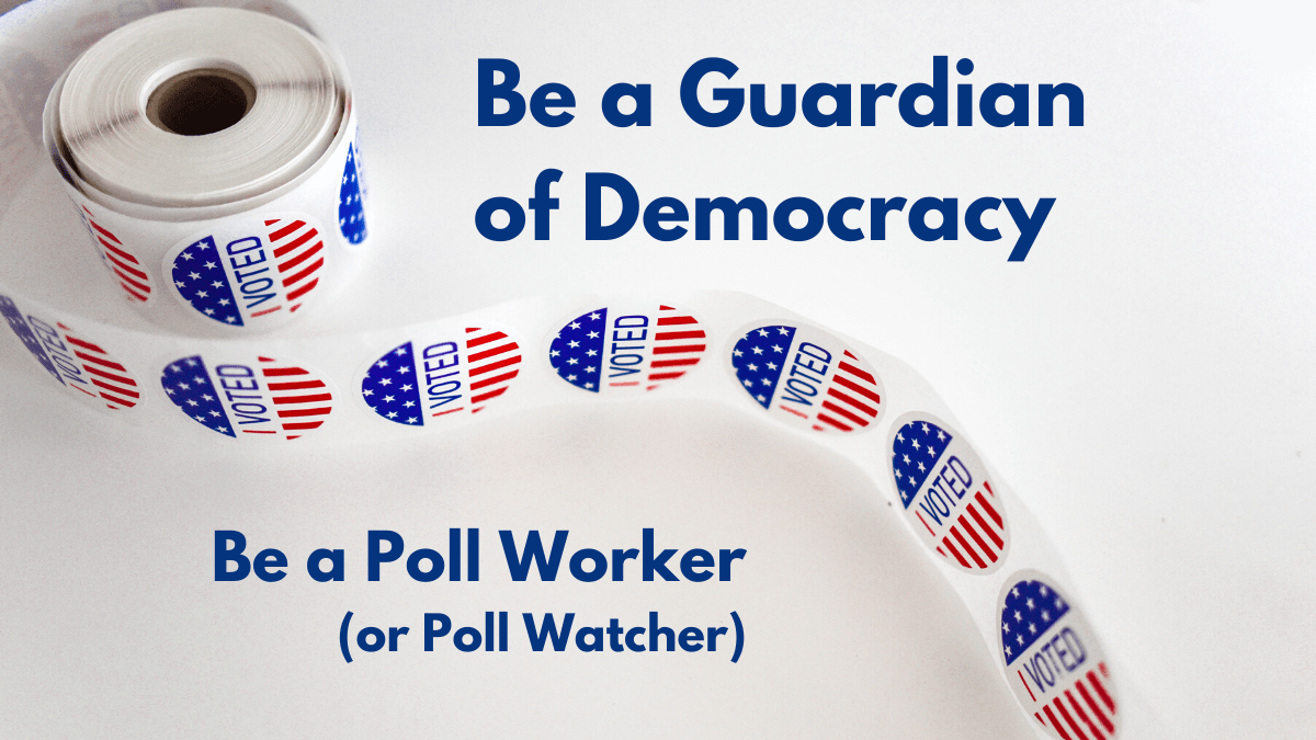 Be a Guardian of Democracy