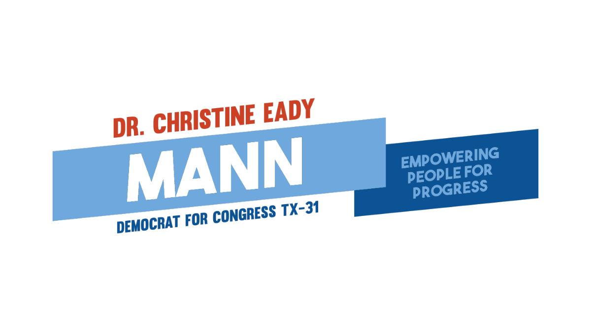 Christine Mann for Congress Logo