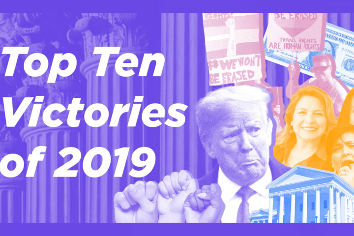 Top Ten Victories of 2019
