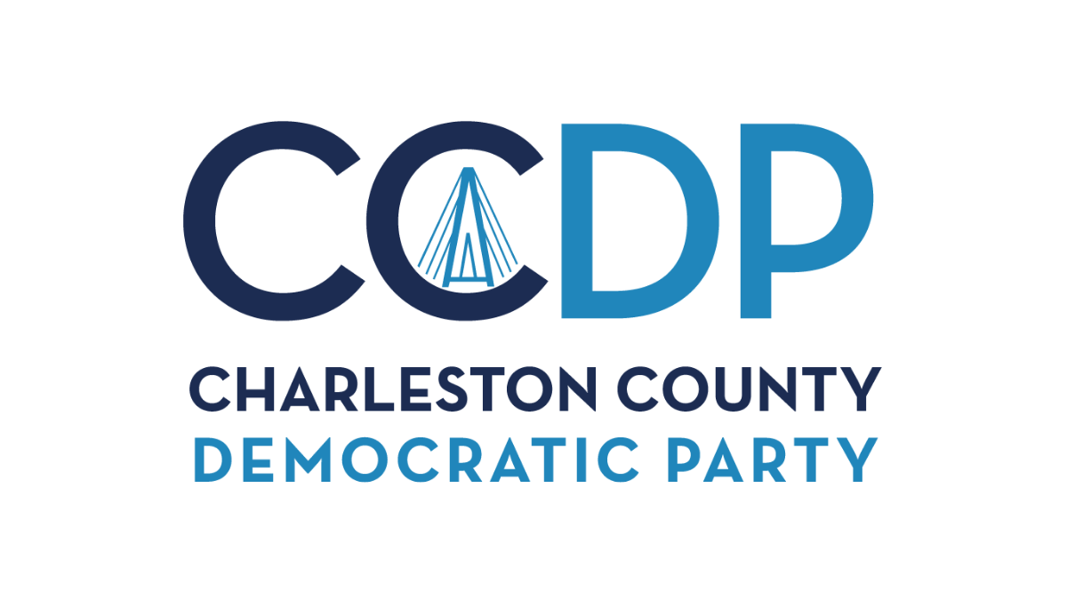 Logo for the Charleston County Democratic Party