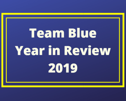 Team Blue Year in Review 2019