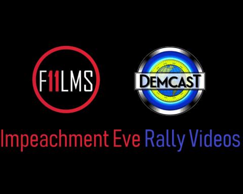 Impeachment Eve Rally Videos