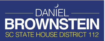 Daniel Brownstein SC State House Distrcit 112