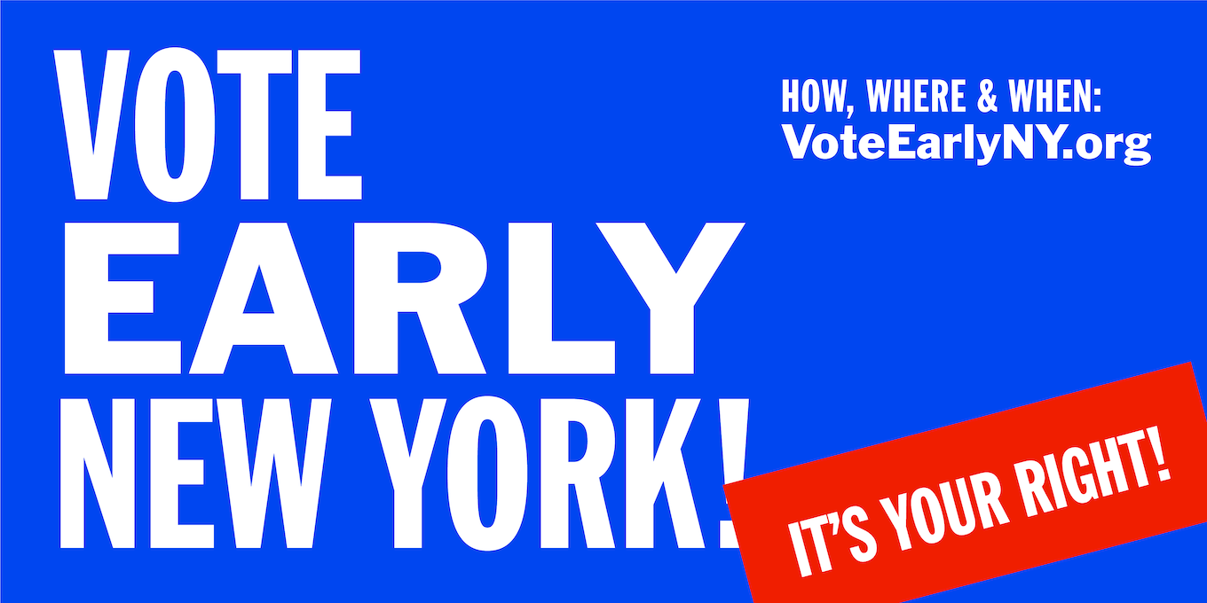 Vote Early New York