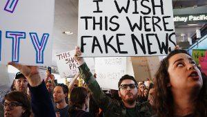 Muslim ban airport protests