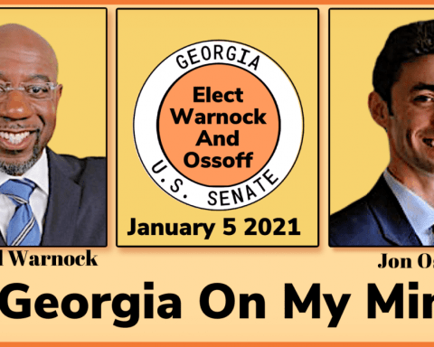 Ossof Warnock Georgia Runoff January 5 2021