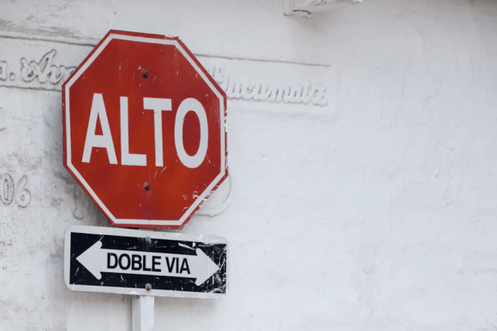 Alto and two-way street