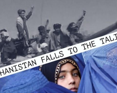 Afghani woman