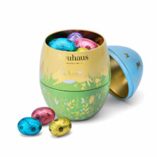 neuhaus metal easter eggs tin neuhaus chocolate canada toronto neuhaus chocolate delivery