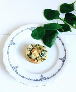 broccoli spinazie taartje