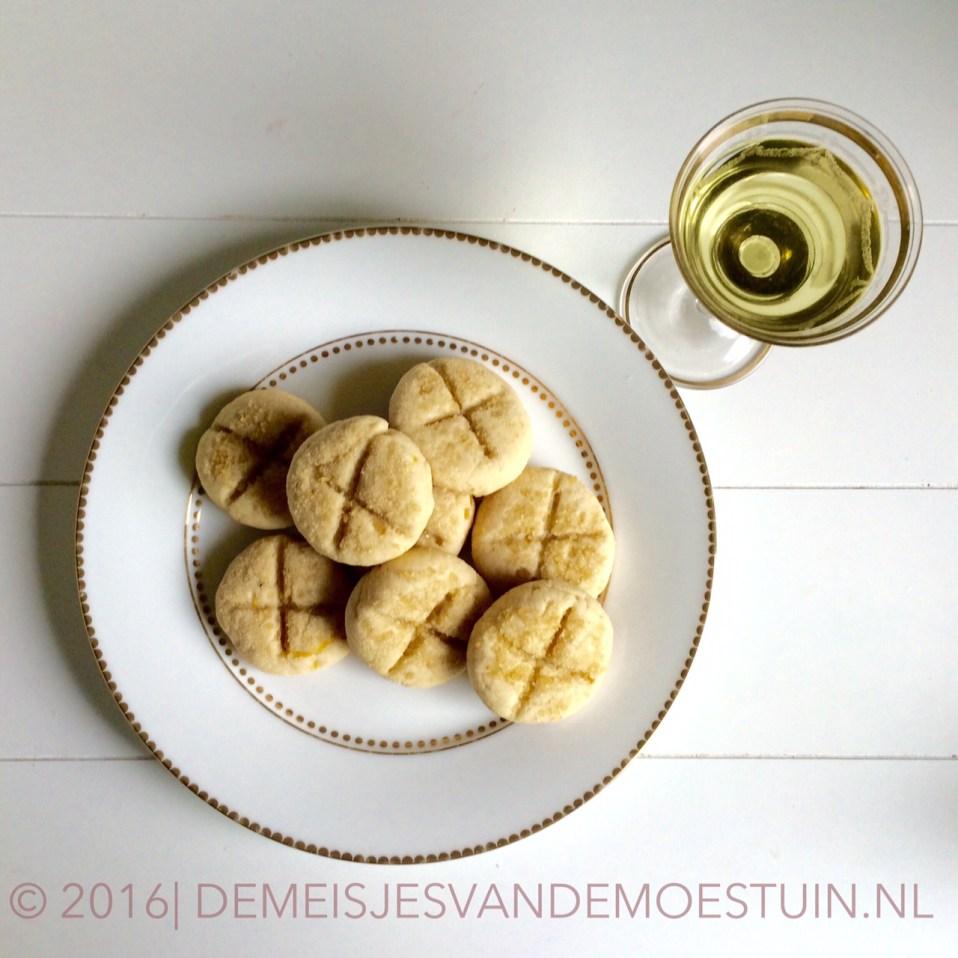 limoncello koekjes