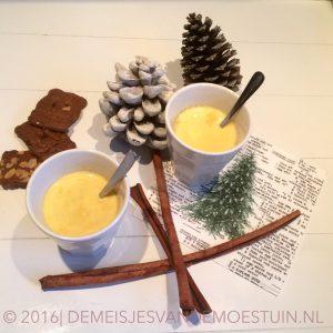 golden milk met kukuma en kardemom