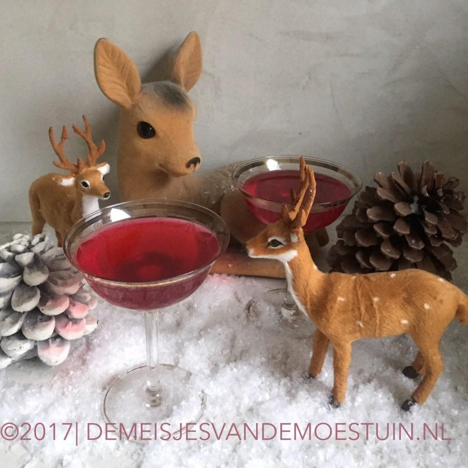 kerst vieren met de Meisjes, deel 1