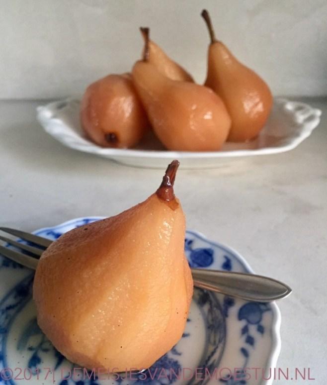 de beste recepten met peren
