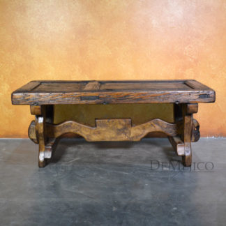 southwest reclaimed wood coffee table