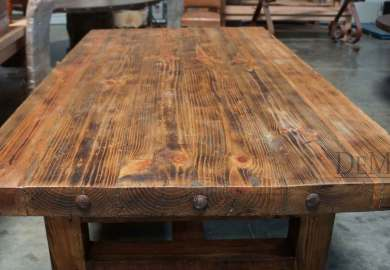 Old Wooden Tables