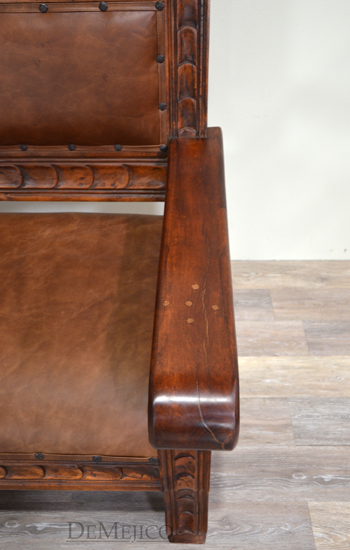 Mexican Wood And Iron Furniture
