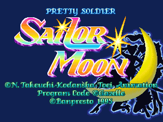 Pretty Soldier Sailor Moon