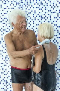 How can you get a person with dementia to bathe or shower? Caregiving coaching provides strategies.