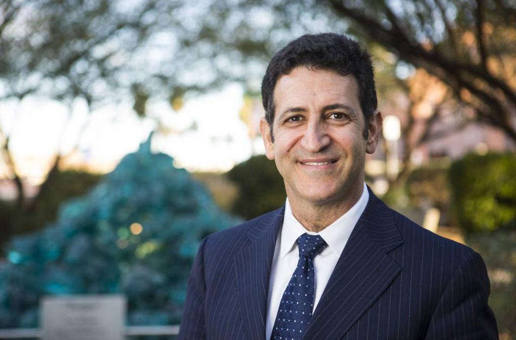 Dr. Marwan Sabbagh joins Lou Ruvo Center for Brain Health as new director