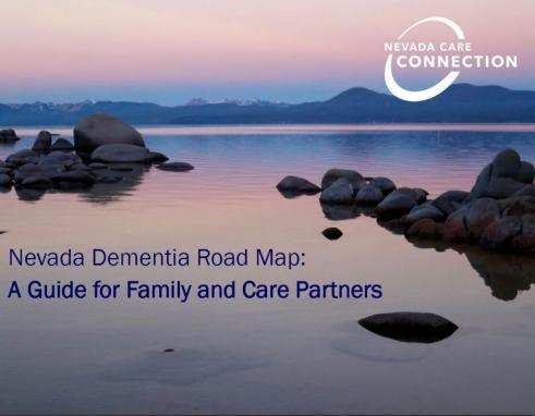 New! Nevada Dementia Road Map: A Guide for Family and Care Partners