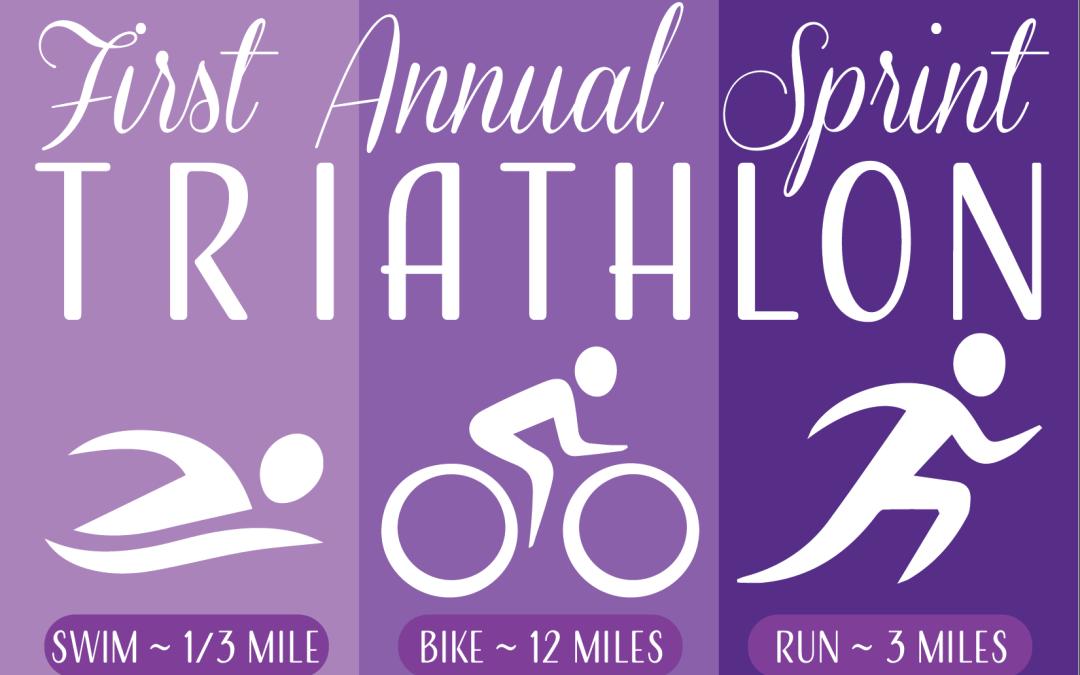Winnemucca's First Annual Sprint Triathlon
