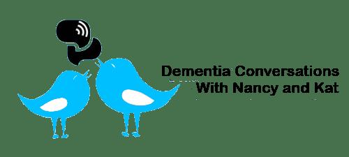 Conversaciones sobre demencia con Nancy and Kat Logo