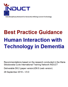 Cover of the Guidance document download