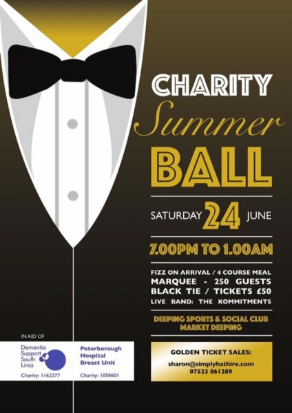 Deepings Sports & Social Club Charity Ball