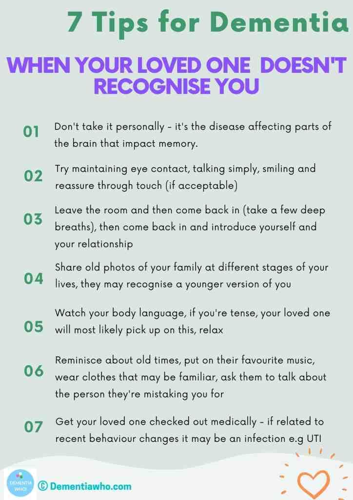 7 Dementia Tips Being Forgotten
