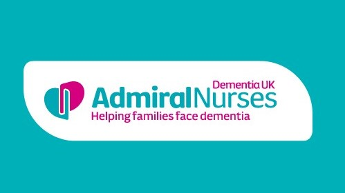 Admiral Nurses logo