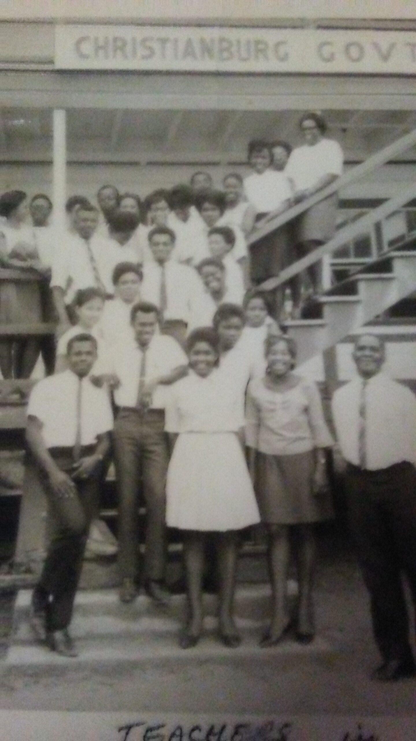 Christianburg teachers