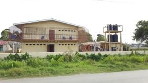 The Juvenile Detention Centre, Sophia.
