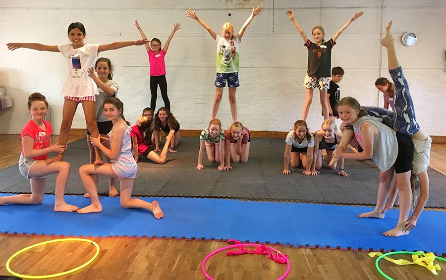 Summer Dance Workshop 2018