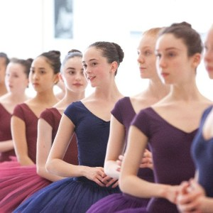 Train with the Royal Ballet London