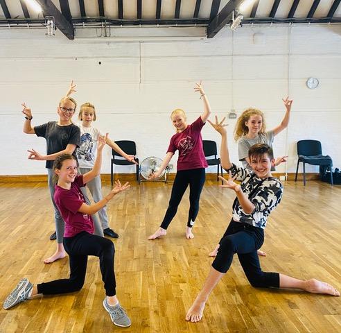 Summer Dance Workshop 2020 write up