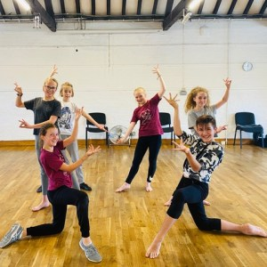Summer Dance Workshop 2020 write up