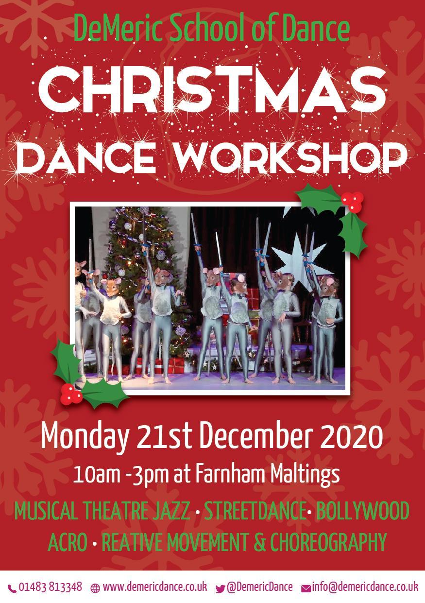 Christmas Dance Workshop 2020