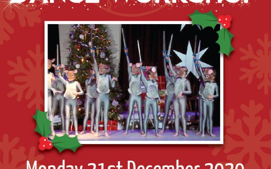 Christmas Dance Workshop 2020
